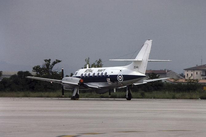 ZE441  N437TH  Jetstream T3  667 @ Aeroporto di Verona   © Piti Spotter Club Verona