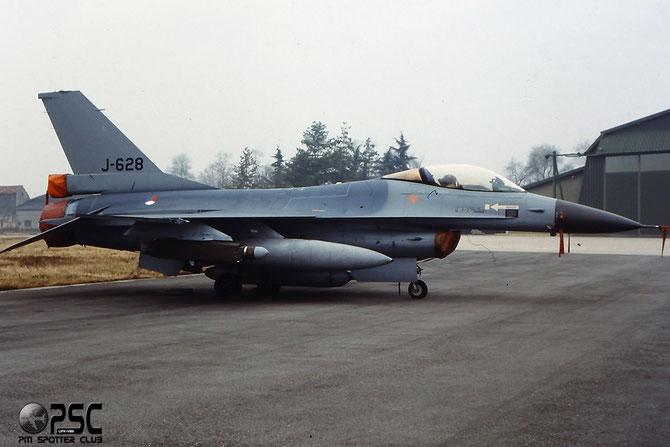 J-628   F-16AM  6D-60  322sq @ Aeroporto di Verona   © Piti Spotter Club Verona