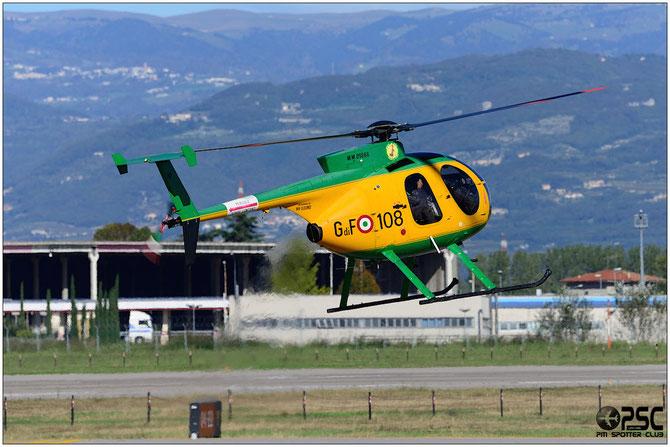 MM81066  GdiF-108  NH500MD  103  Pratica di Mar @ Aeroporto di Verona   © Piti Spotter Club Verona