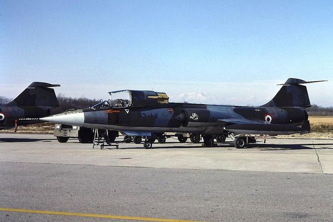 MM6702  53-12  F-104S-ASA  1002  21° Gruppo CI © Piti Spotter Club Verona