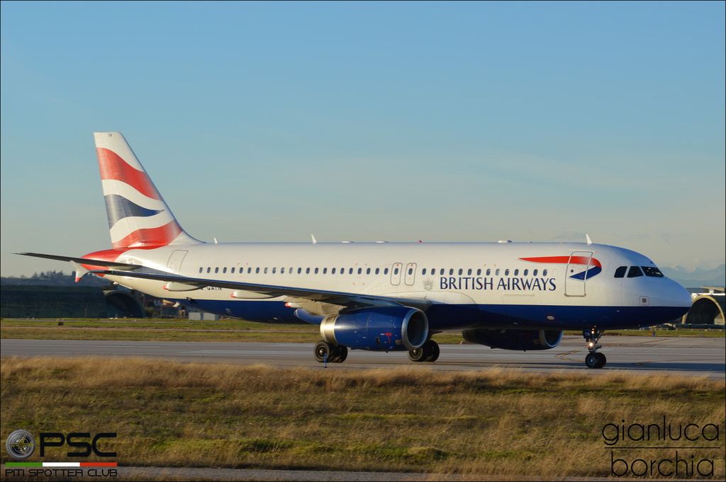 British Airways prolunga per tutto l'inverno il Verona - Heathrow