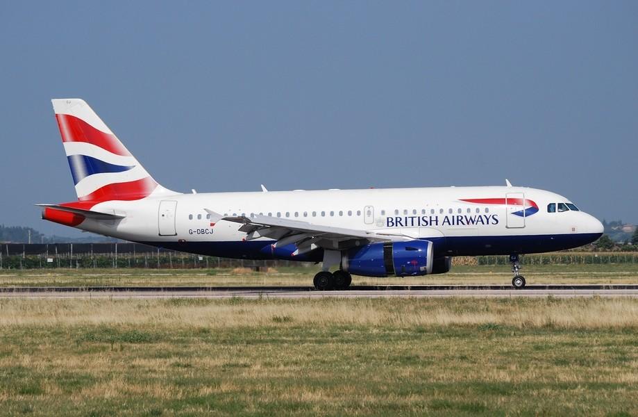 Airbus A319 - MSN 2981 - G-DBCJ  Airline British Airways
