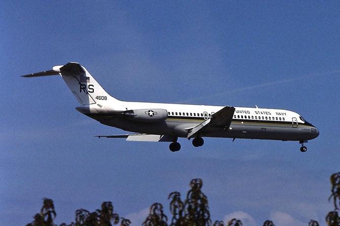 164608  608  DC-9  47565/675 @ Aeroporto di Verona   © Piti Spotter Club Verona