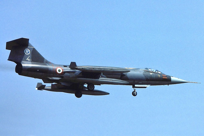 MM6825  5-31  F-104S-ASA  1125 @ Aeroporto di Verona   © Piti Spotter Club Verona