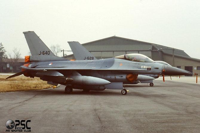 J-640   F-16AM  6D-72  PAF/312sq @ Aeroporto di Verona   © Piti Spotter Club Verona