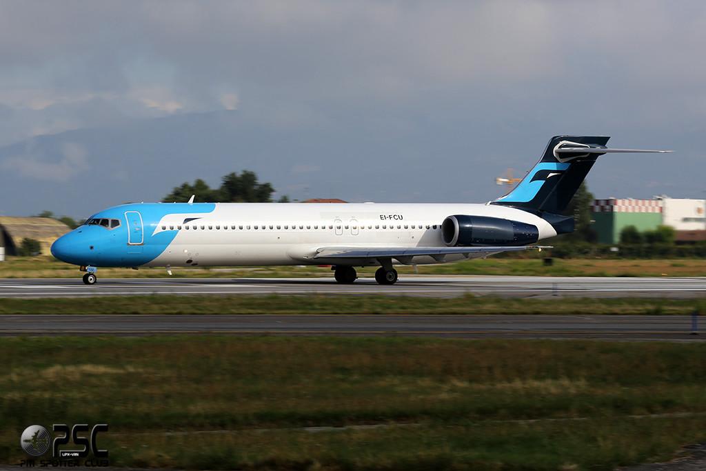 Boeing 717 - MSN 55190 - EI-FCU  Airline Volotea Airlines