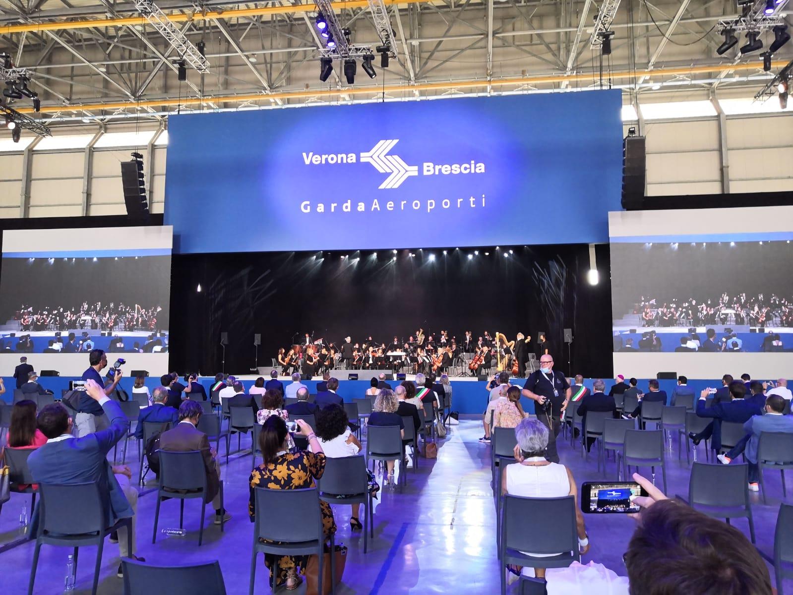 Aeroporto di Verona: iniziati i lavori di ampliamento del terminal