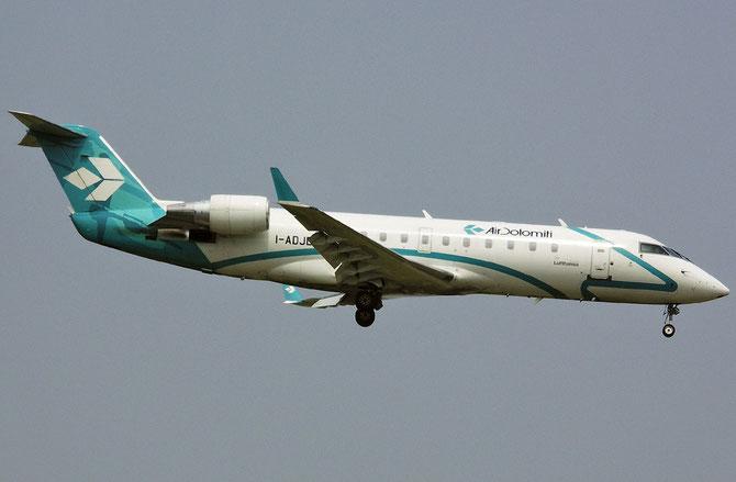 I-ADJD CRJ200LR 7625 Air Dolomiti