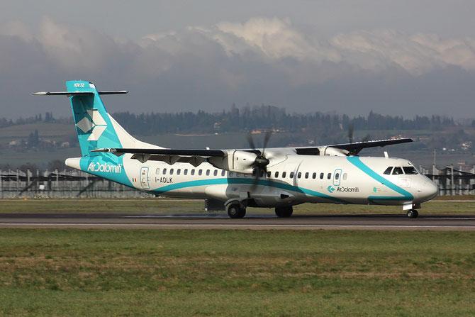 I-ADLK ATR72-212A 706 Air Dolomiti