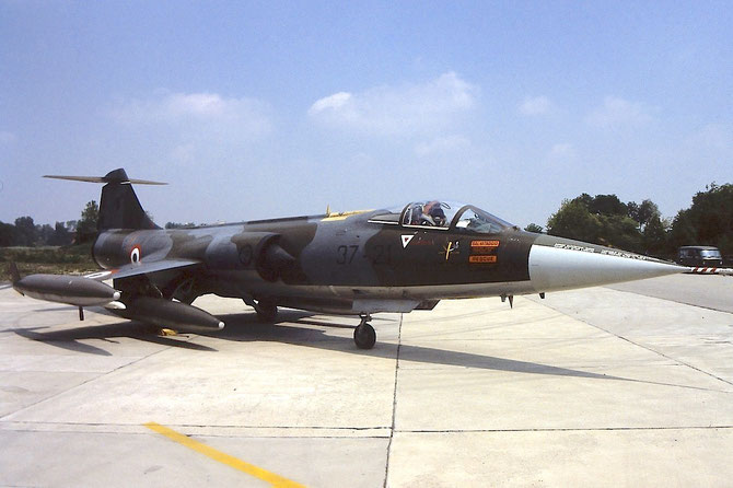 MM6876 37-21   F-104S-ASA-M  1176 © Piti Spotter Club Verona