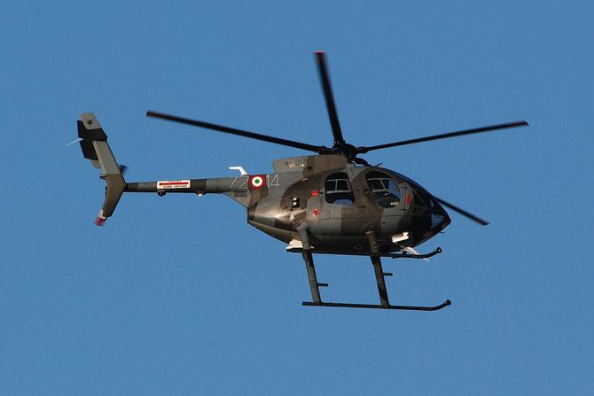 MM81277  72-14  NH500E  215  208° Gruppo SV @ Aeroporto di Verona   © Piti Spotter Club Verona