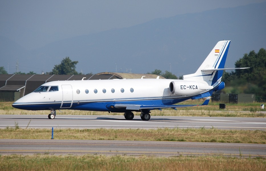 Untitled - Gulfstream Aerospace G200 - EC-KCA