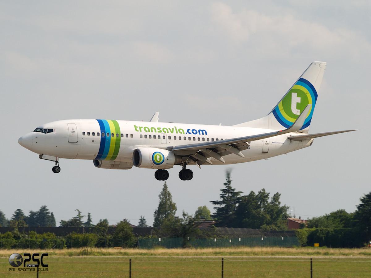 Boeing 737 Next Gen - MSN 30668 - PH-XRE  Airline Transavia Airlines