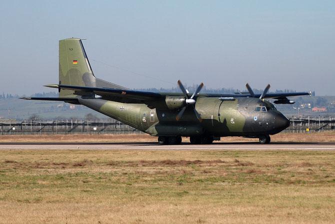 50+88   C-160D  D125  LTG63 © Piti Spotter Club Verona @ Aeroporto di Verona   © Piti Spotter Club Verona