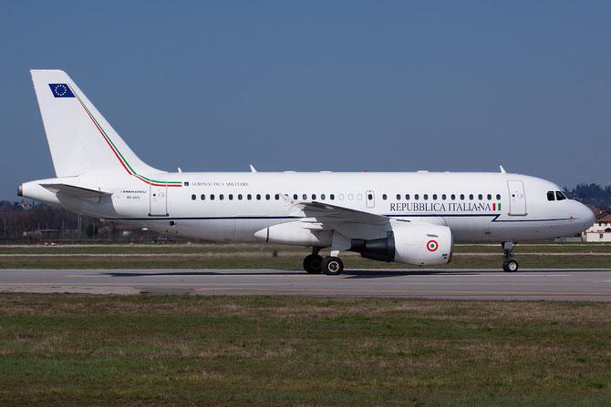 MM 62147- Airbus A319-115X(CJ) - MM 62147 @ Aeroporto di Verona © Piti Spotter Club Verona