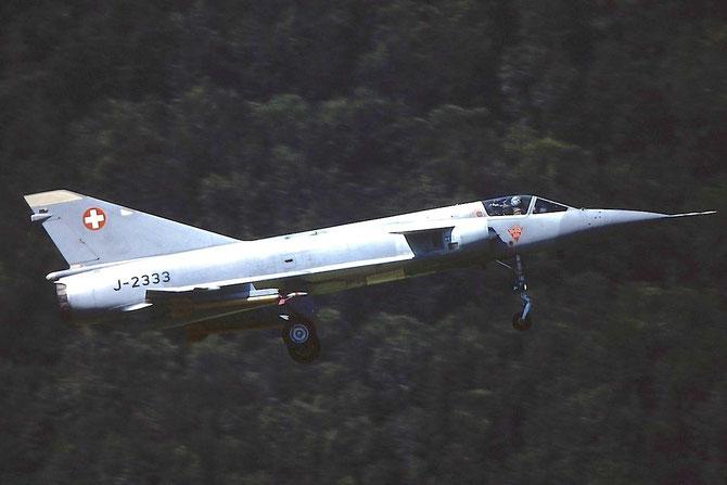 J-2333   Mirage 3S  17-26-130/1023 © Piti Spotter Club Verona