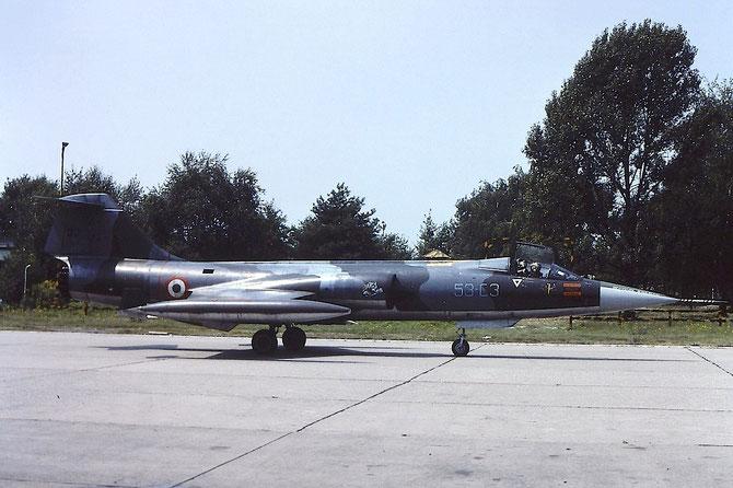 MM6810  51-11  (53-03) F-104S-ASA  1110 © Piti Spotter Club Verona