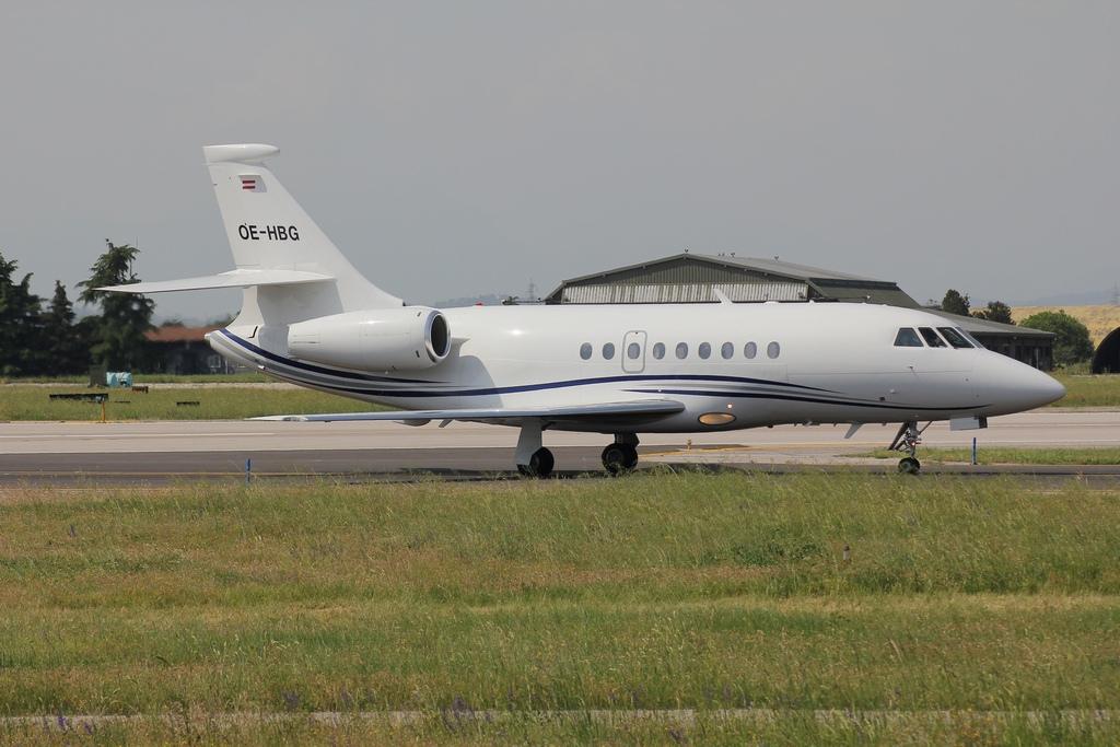 OE-HBG Falcon 2000 207 International Jet Management