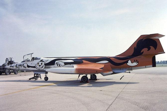 MM6869  4-3  F-104S-ASA  1169  9° Gruppo CI © Piti Spotter Club Verona
