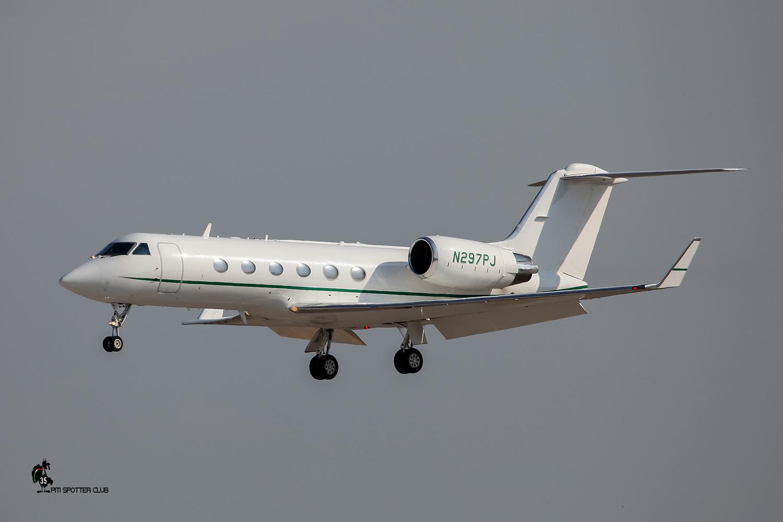N297PJ G-IV 1160 Journey 1160 LLC
