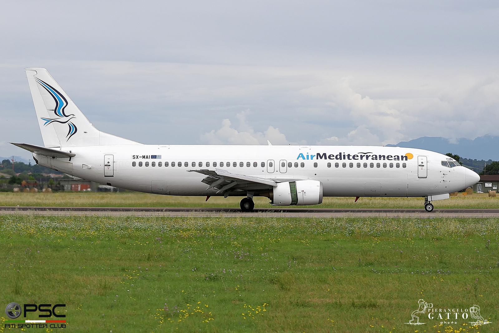 SX-MAI B737-4K5 24901/1854 Air Mediterranean