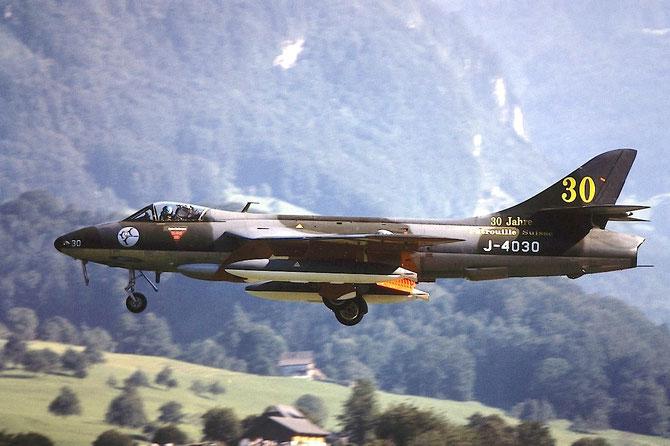 J-4030   Hunter F58  41H-697397 © Piti Spotter Club Verona