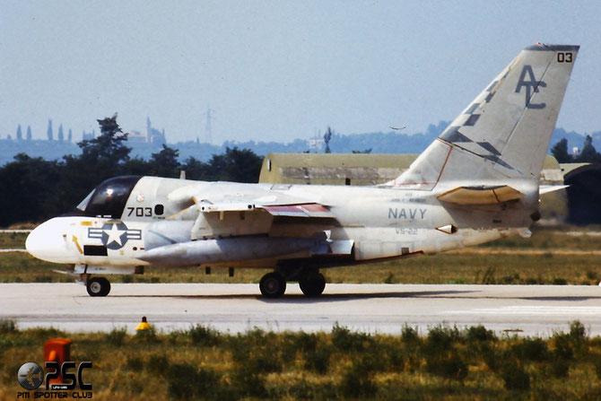 159767  AC-703  S-3B  394A-3096  VS-22 @ Aeroporto di Verona   © Piti Spotter Club Verona