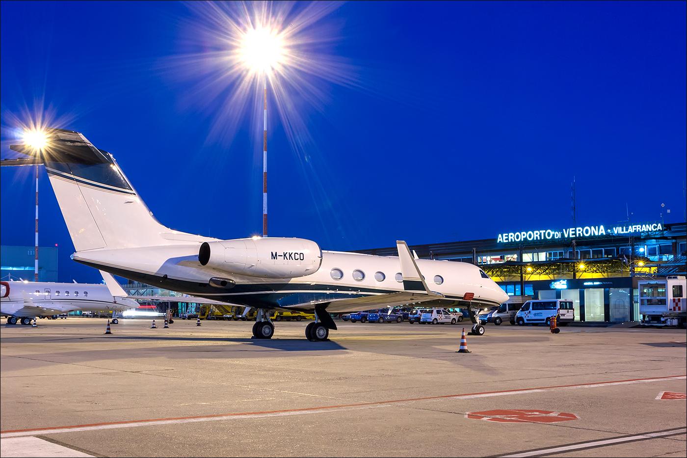 Aeroporto di Verona - i dati di traffico a febbraio 2021