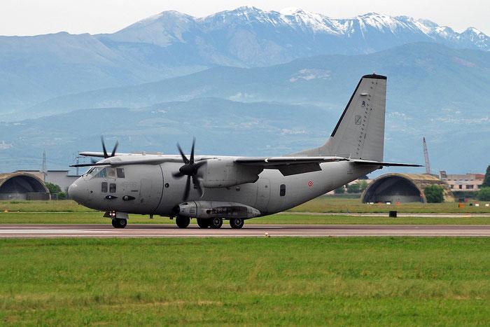 MM62222  46-86  C-27J  4133  98° Gruppo TM @ Aeroporto di Verona   © Piti Spotter Club Verona
