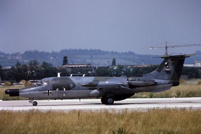 16+21   HFB320ECM  1058/S38 @ Aeroporto di Verona   © Piti Spotter Club Verona