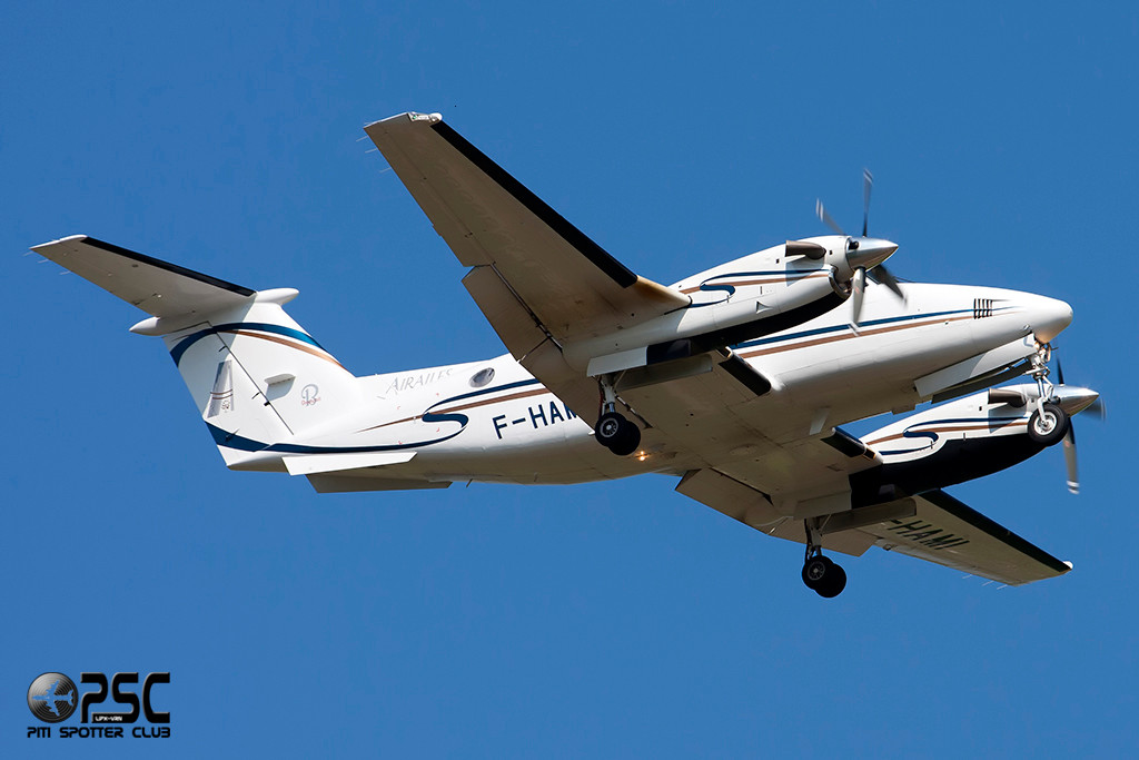 Air Ailes Raytheon B200 King Air