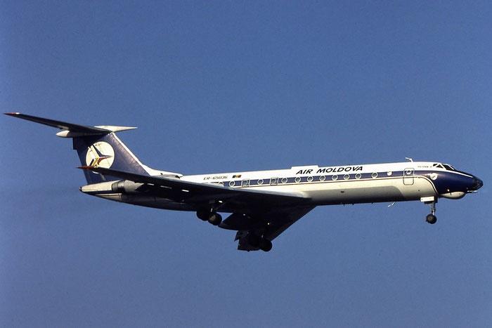 ER-65036 348700 Tu-134A-3  Air Moldova @ Aeroporto di Verona - © Piti Spotter Club Verona