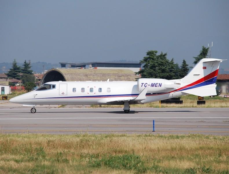 Untitled (Tarkim Air) Learjet 60XR - TC-MEN