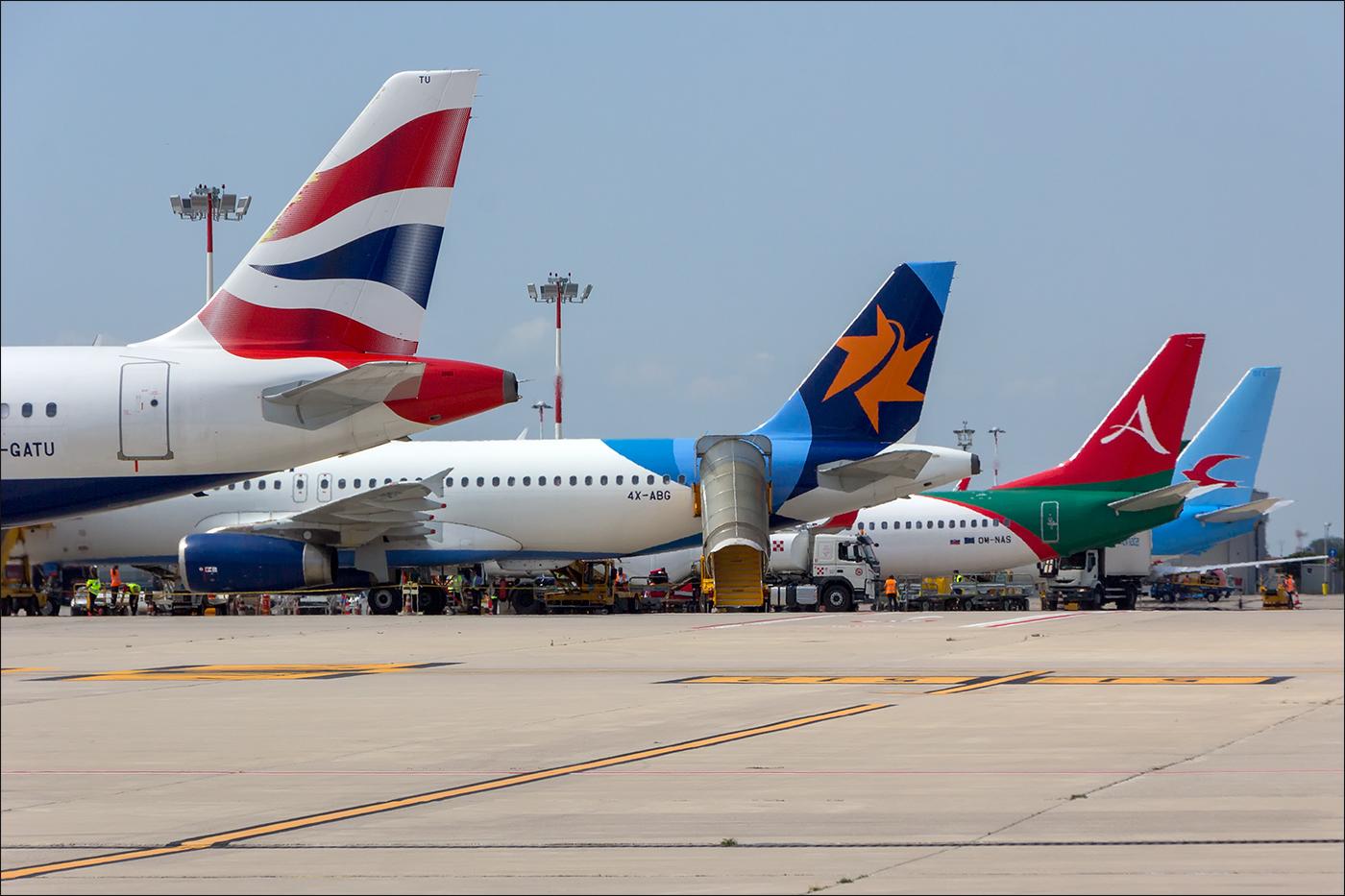 Aeroporto di Verona: le rotte più trafficate del 2020