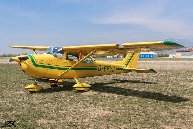 D-EFYC Reims-Cessna F172G Skyhawk @ Aeroporto Verona Boscomantico © Piti Spotter Club Verona