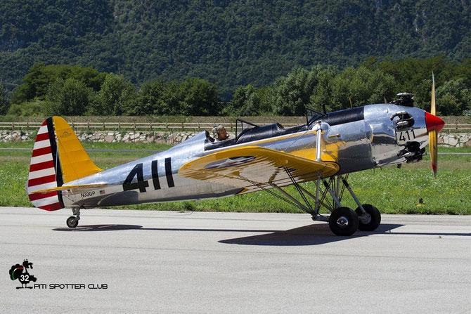 N33GP - Ryan PT-22 Recruit (ST3KR) @ Aeroporto di Trento © Piti Spotter Club Verona