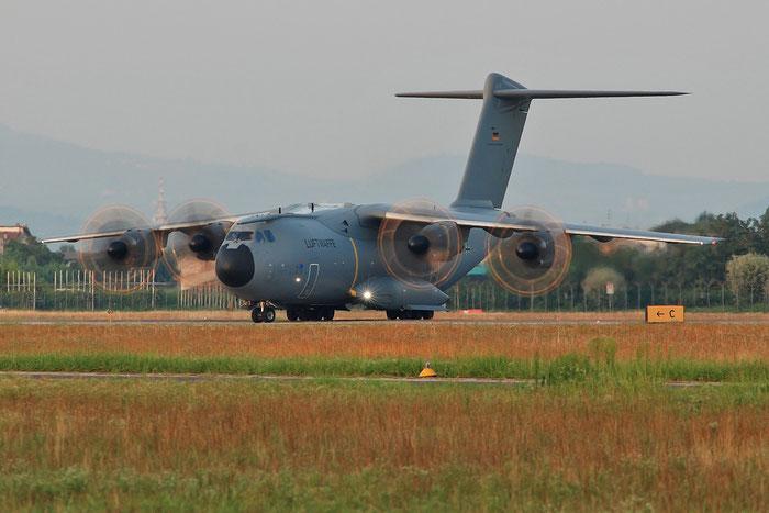 54+04   A400M  035  LTG62 © Piti Spotter Club Verona @ Aeroporto di Verona   © Piti Spotter Club Verona