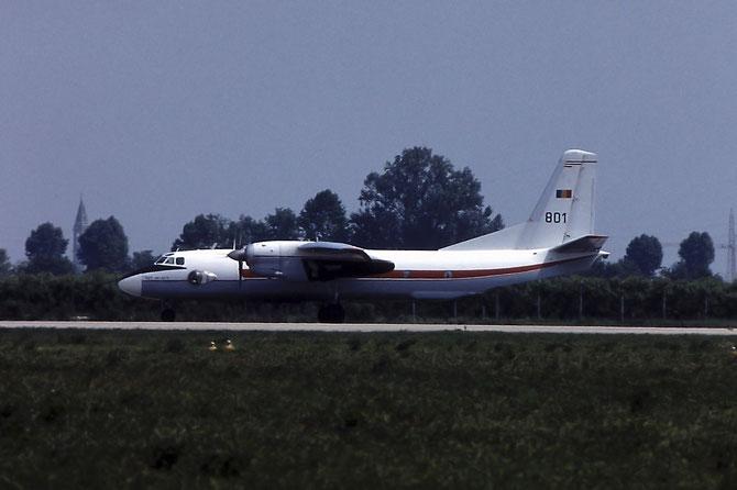 801   An-26  2801 @ Aeroporto di Verona   © Piti Spotter Club Verona