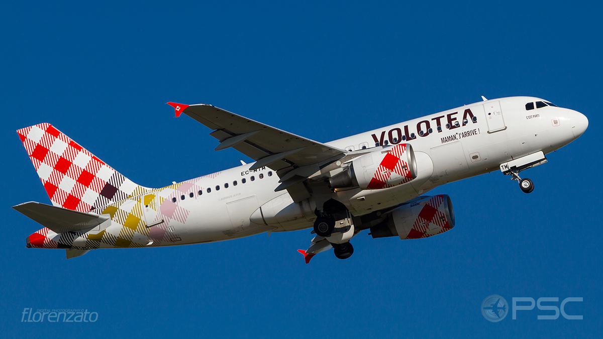 Volotea mette in vendita il Verona - Barcellona