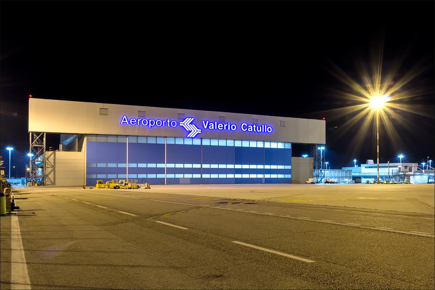 Aeroporto di Verona: chiusura per lavori dalle 22.00 del 2 alle 04.00 del 9 ottobre