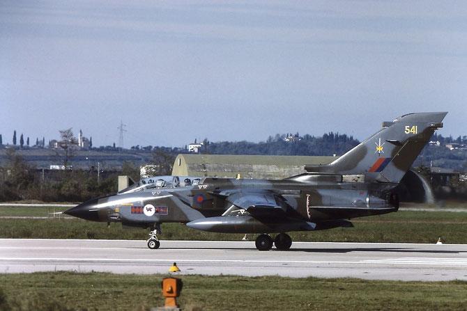 ZA541   Tornado GR4  048/BT014/3025   @ Aeroporto di Verona   © Piti Spotter Club Verona