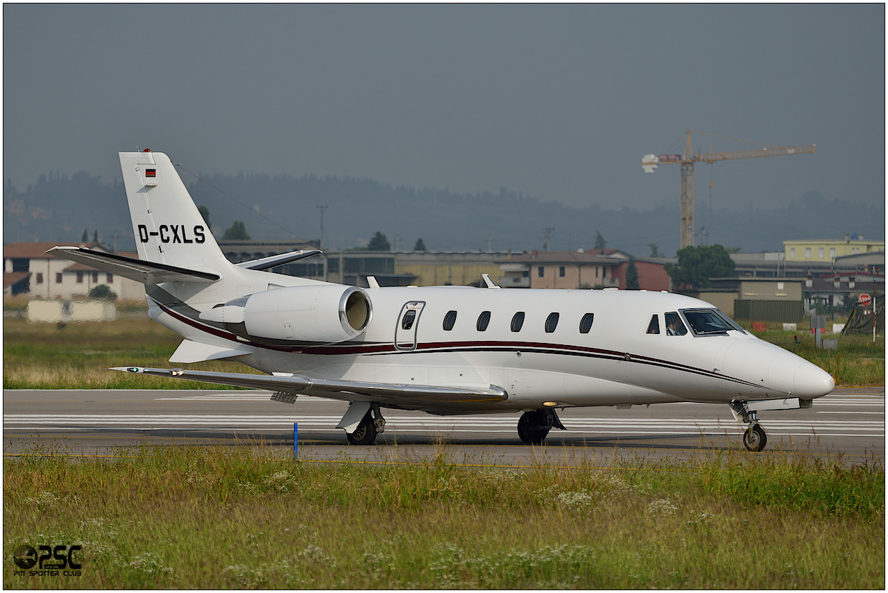 Untitled (Air Hamburg) Cessna 560XL Citation XLS+ - D-CXLS