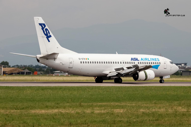 EI-STA B737-31S 29057/2942 ASL Airlines Ireland