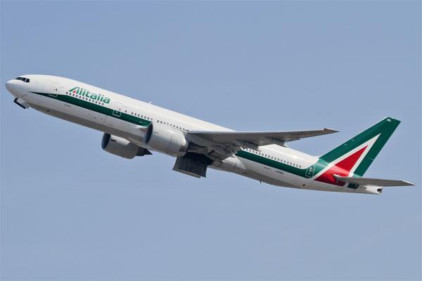 Boeing 777 in carico alla compagnia