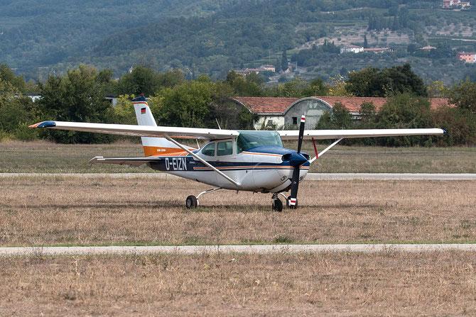 D-EIZN - Reims FR182 Skylane RG @ Aeroporto Verona Boscomantico © Piti Spotter Club Verona