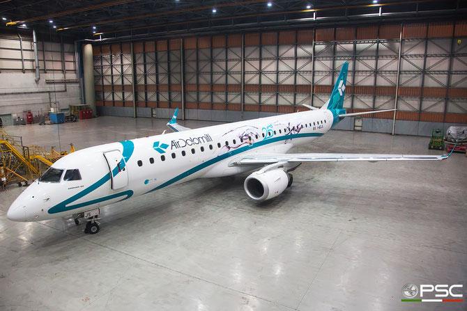 I-ADJS ERJ195LR 19000597 Air Dolomiti