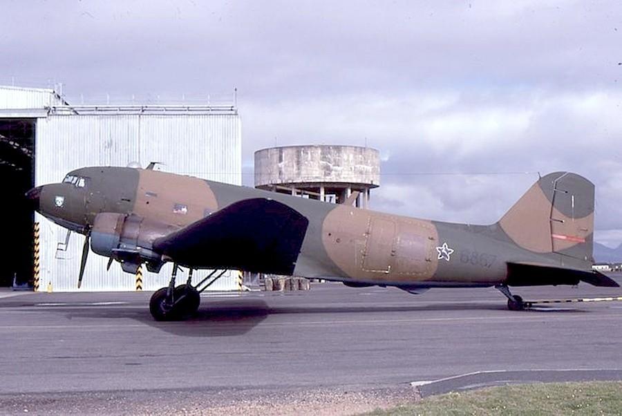 6867  C-47A-40-DL 9836