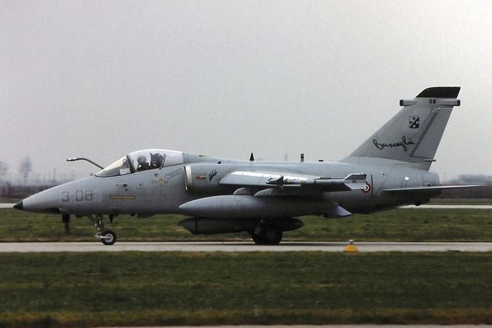 MMXXXX (information needed) 3-08 AMX @ Aeroporto di Verona   © Piti Spotter Club Verona