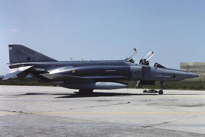 CR.12-56  12-65  RF-4C-25-MC  1409 @ Aeroporto di Verona   © Piti Spotter Club Verona