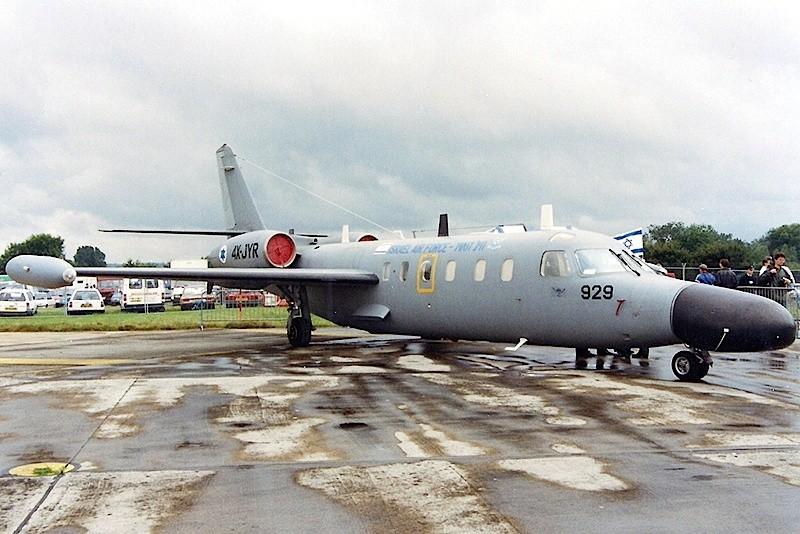 4X-JYR IAI1124N 152 IDF/AF